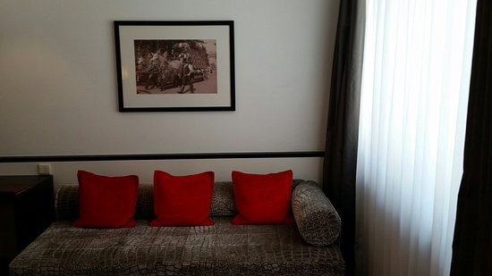 Eden Hotel Wolff: Room 631  and Exterior