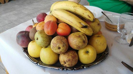 DO Giulino: Frutta, abbondandissima...