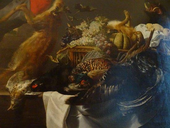 Galerij Prins Willem V uit 1774;oude kunst collectie Mauritshuis
