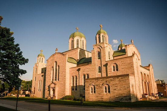 St. Sava Serbian Orthodox Cathedral