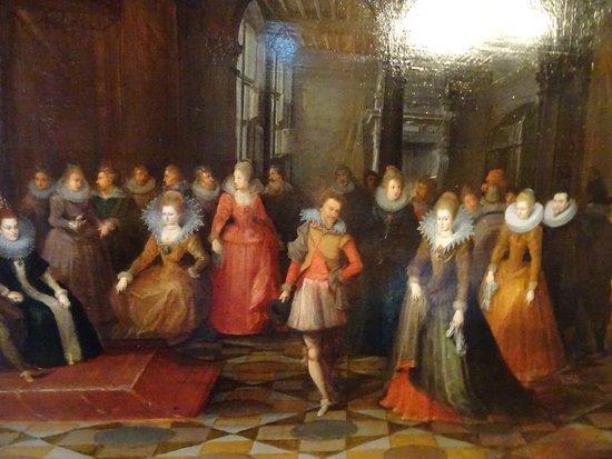 Galerij Prins Willem V uit 1774;oude meesters collectie Mauritshuis