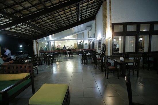 Restaurante Villa Mará Maraponga: Foto do Espaço