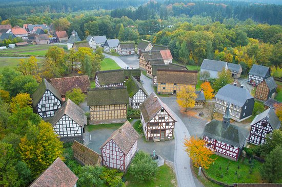 Hessenpark Open Air Museum (Freilichtmuseum Hessenpark)