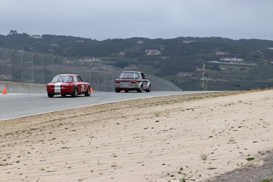 WeatherTech Raceway Laguna Seca照片