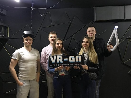 Virtual Reality Club VR-GO