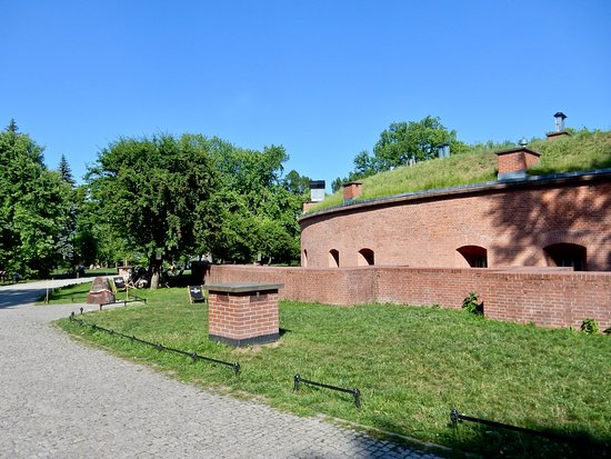 Fort Sokolnicki at Citadel of Warsaw : Fort_11