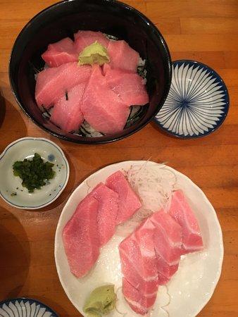 Maguro Koya : Melt in your mouth tuna belly... sugoi oishi