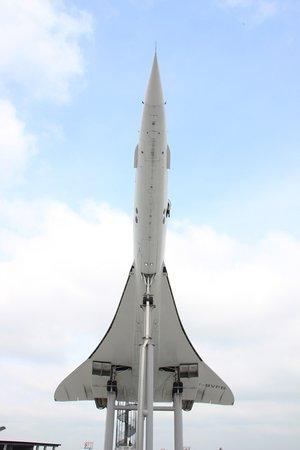 Auto & Technik Museum (Automobile and Technology Museum): Concorde