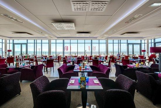 Le Cap Restaurant : Restaurant vue mer