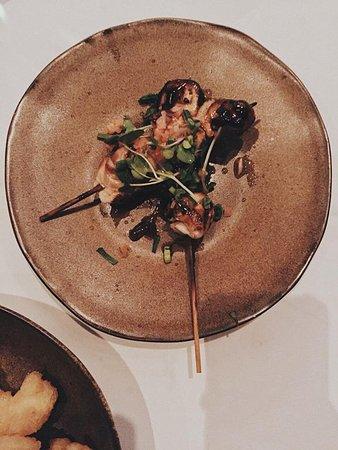 Firefish: Chicken Yakitori