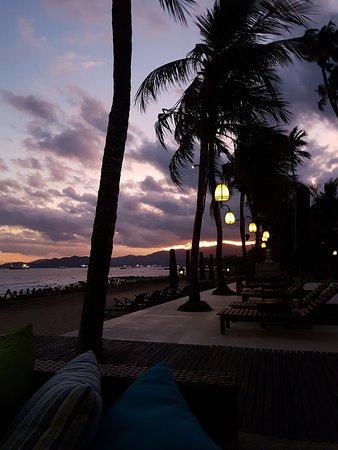 Ramayana Candidasa: Romantische Sonnenuntergänge