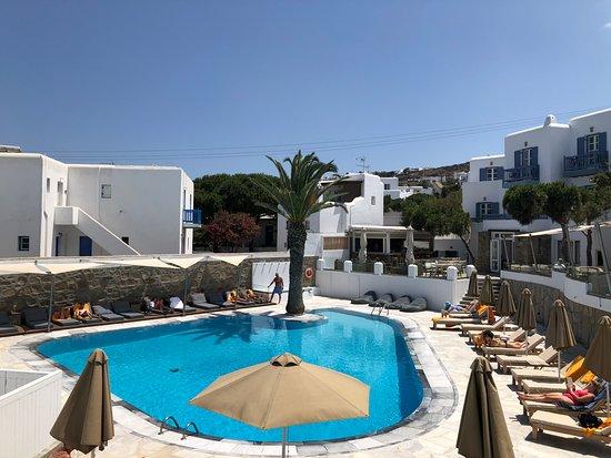 Poseidon Hotel - Suites: Poseidon Hotel