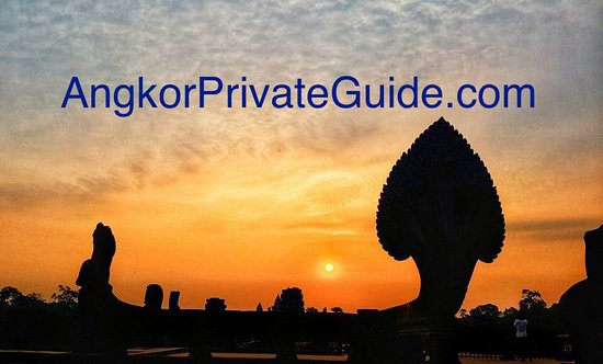 Angkor Private Guide