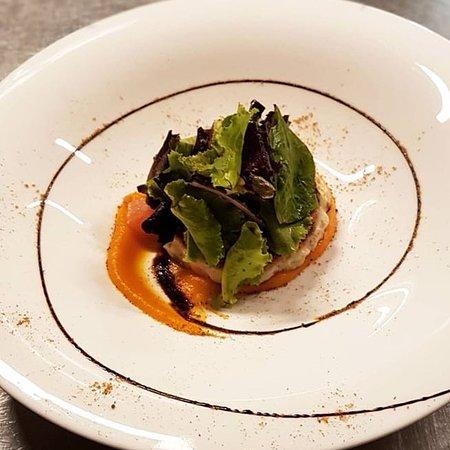 Più 39 by Fishop: hamburger di pesce