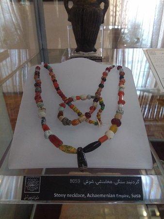 Azerbaijan Museum: Old jeweleries