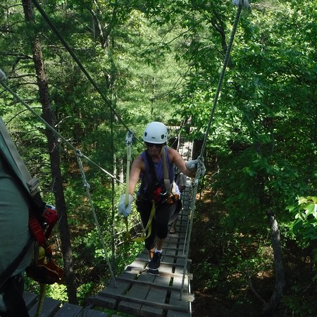 Zipline Canopy Tours of Blue Ridge ภาพถ่าย