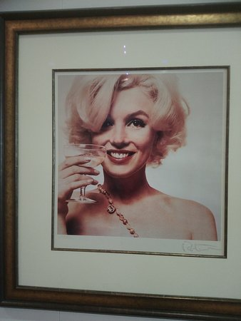Moyse's Hall Museum: Marilyn Monroe photo