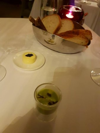 Bellevue: butter and starters
