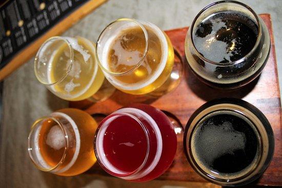 Pasteur Street Brewing Company: Dégustation
