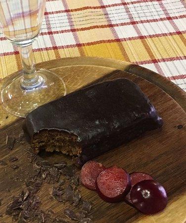 Is Toro's - Steak House : Torta Sacher monoporzione
