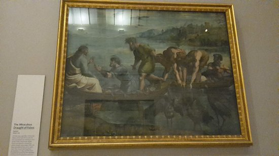 维多利亚和阿尔伯特博物馆照片