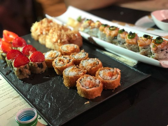 Pepper Concept Bar: sushi misto