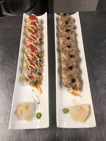 Pepper Concept Bar : sushi misto
