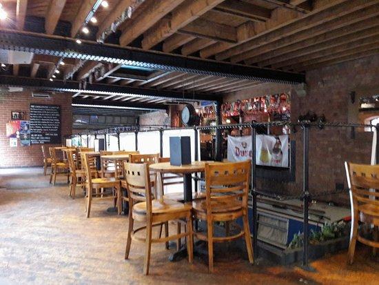 The Canalhouse Bar