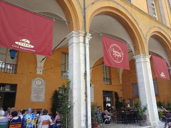 Province of Forli-Cesena, Italien: Not for veggies