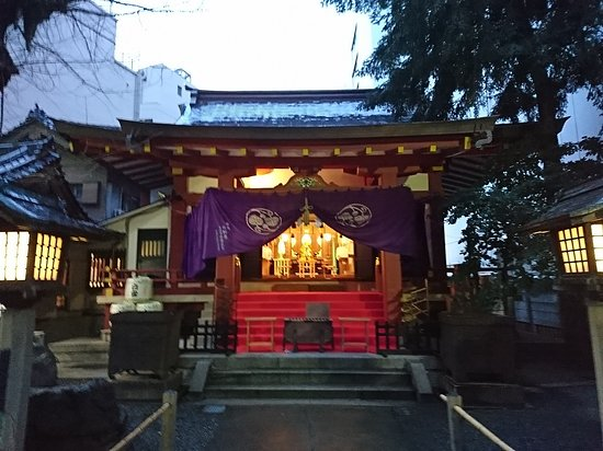 Hie Shrine Nihonbashi Sessha