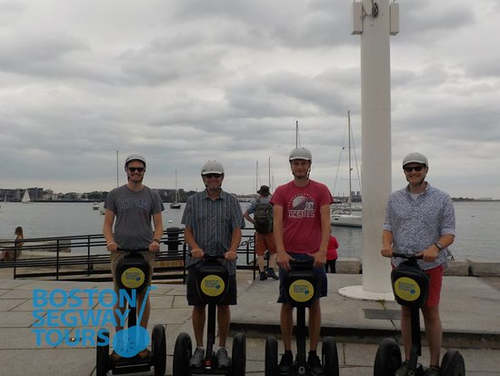 Boston Segway Tours: #Fun #day out with #friends? From #BackBay to #FaneuilHall, we've got you covered here in #Bosto