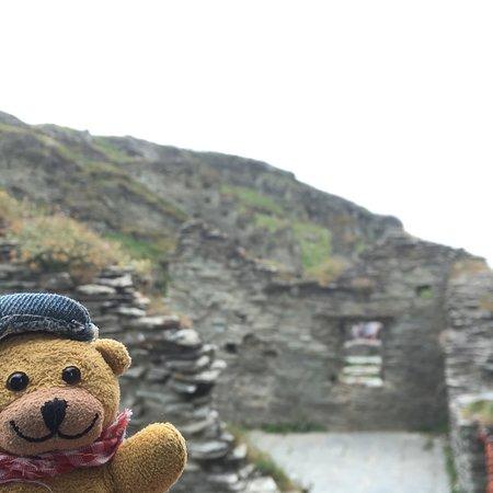 Tintagel Castle ภาพถ่าย