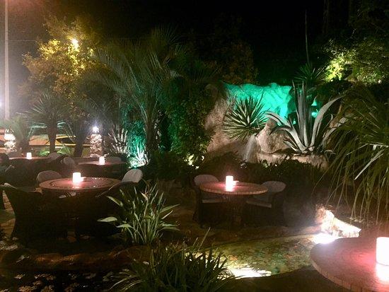 El Toro : Garten