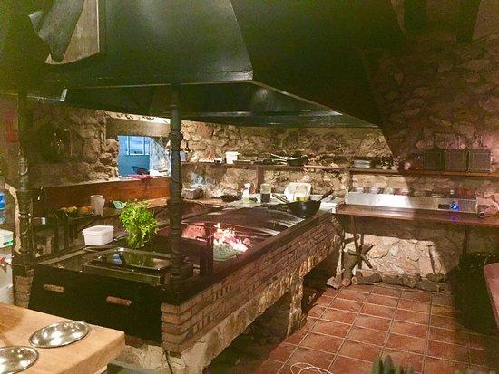 El Toro : Küche