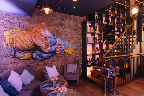 Babbo Restaurant: Private event