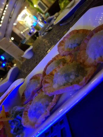 @Nine: fried ravioli