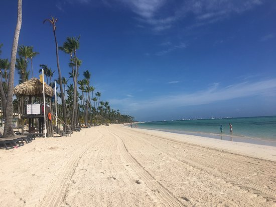 Premium Level at Barcelo Bavaro Palace: In the morning after cleaning