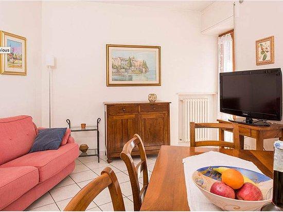 Residence Campana : Livingroom
