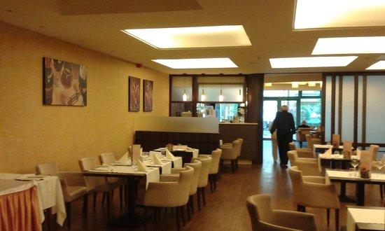 Thermal Hotel Harkany: az étterem