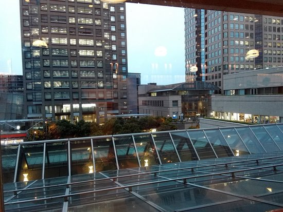 Keke Yokohama Landmark Tower: 窓側の席がおすすめです