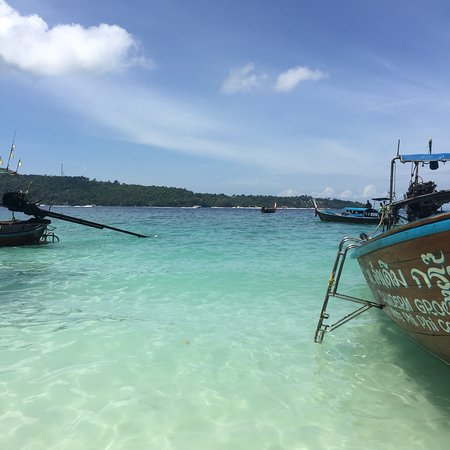 Mote Phi Phi ภาพถ่าย