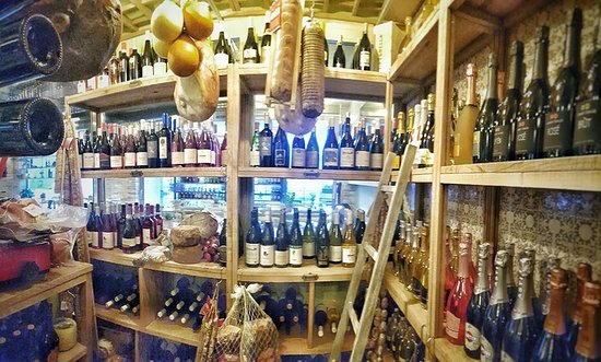 Pratola Peligna, Italy: la nostra cantina