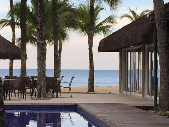 Portobello Resort & Safari: Vista maravilhosa da praia.