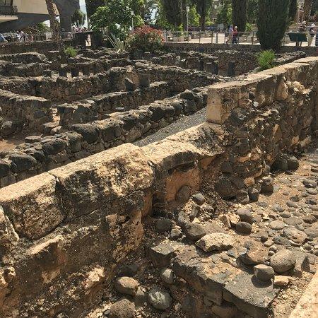 Capharnaum the Town of Jesus照片