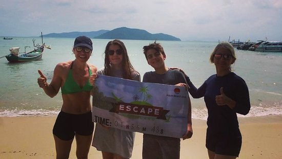 Aqua Beach Club Koh Samui: Escape the island