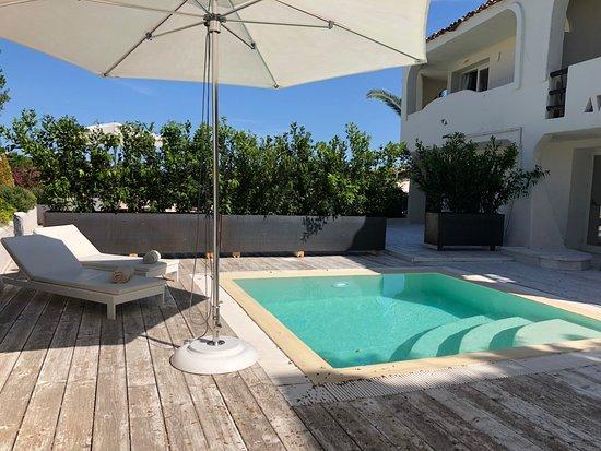 Pool - Εικόνα του Relais de La Costa, Σαρδηνία - Tripadvisor