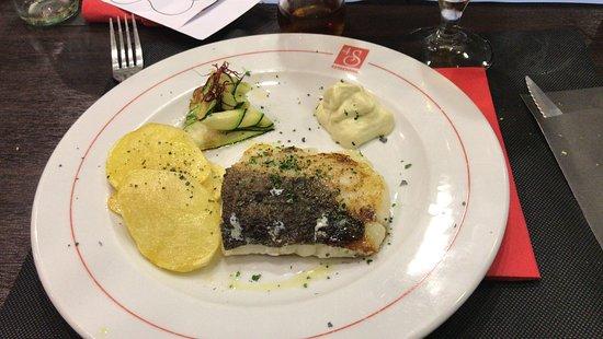 Restaurante Las 4 Estaciones: Bacalao