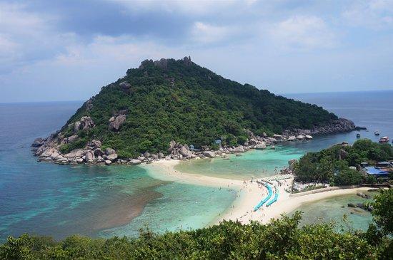 Koh Nang Yuan: View