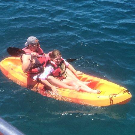 Papagayo海滩双体船游轮与午餐和往返酒店接送照片