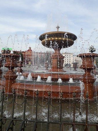 Lenin Square照片